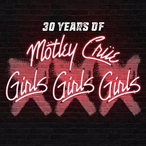 XXX: 30 Years Of Girls, Girls, Girls CD/DVD