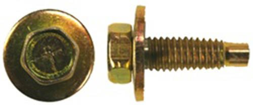 50 Qty-5//16-18 x 7//8 Hex Head Body Bolt With Free Spinning 3//4 OD Washer 15783