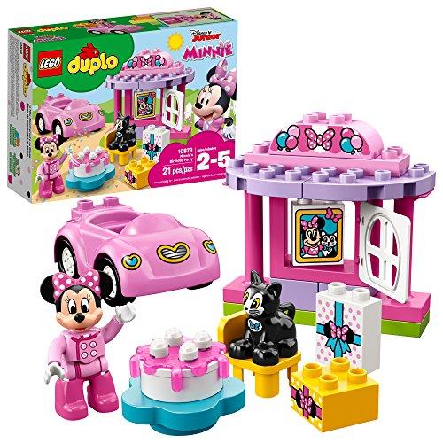 LEGO DUPLO Minnie's Birthday Party 10873 Building Blocks 21 Piece