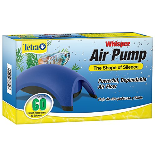 Tetra Whisper Easy to Use Air Pump for Aquariums Non-UL