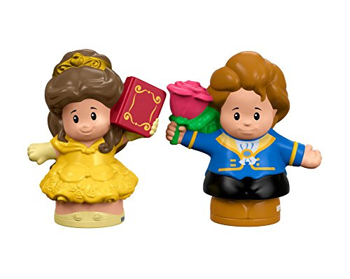 Fisher-Price Little People Disney Princess, Belle & Prince
