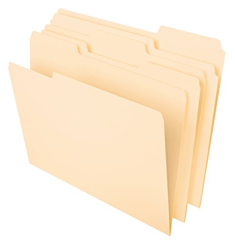 Top 10 3 Tab File Folders – Electronics Features