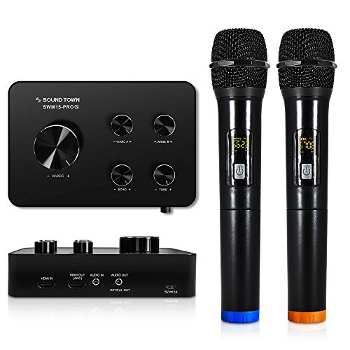 Top 10 Karaoke System For TV – Music Recording Equipment