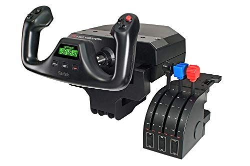 Top 10 Saitek PRO Flight Yoke System – PC Game Flight Controls