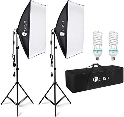 Top 10 Video Studio Lighting – Lighting Soft Boxes