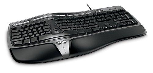 Top 10 Microsoft Natural Ergonomic Keyboard 4000 for Business – Computer Keyboards