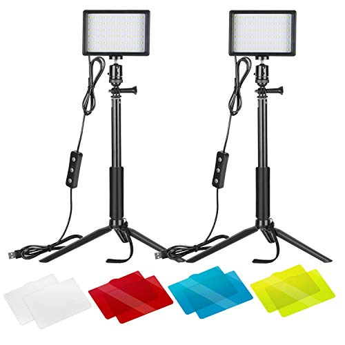 Top 10 LED Lights for Photography – On-Camera Video Lights