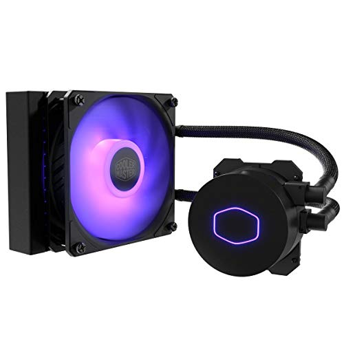 Top 10 Asetek 550lc 120mm Liquid Cooling CPU Cooler – Water Cooling Systems