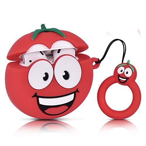 Top 10 Tomato AirPod Case – Headphone Cases
