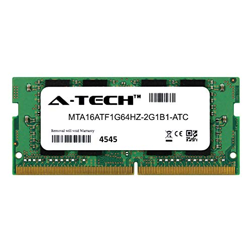 Top 5 MTA16ATF1G64HZ-2G1B1 – Electronics