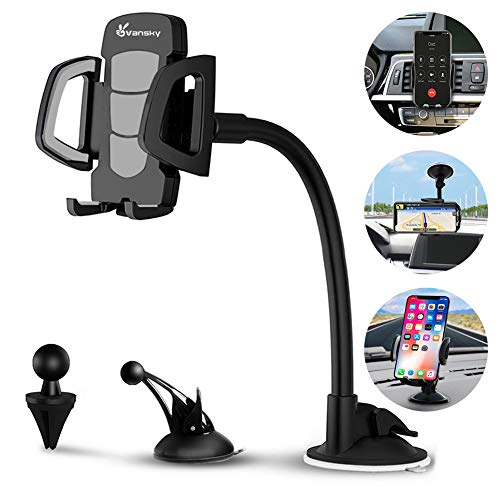 Top 10 Cell Phone Stand for Car – Cell Phone Automobile Cradles