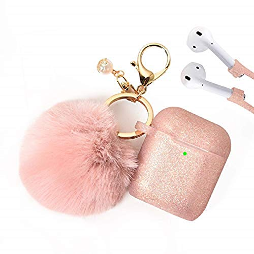 Top 10 Rose Gold Airpod Case – Headphone Cases