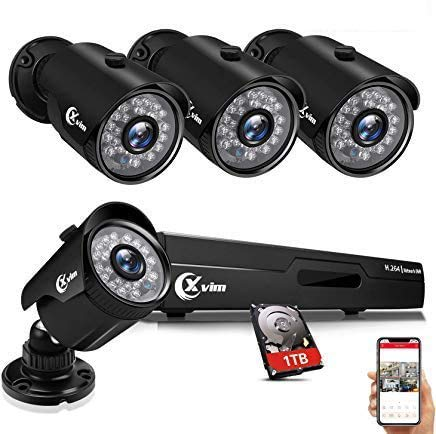 Top 10 XVIM 8CH 1080P Security Camera – Surveillance DVR Kits
