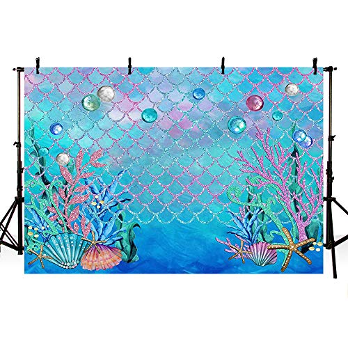 Top 10 Mermaid Party Decorations – Photographic Studio Photo Backgrounds