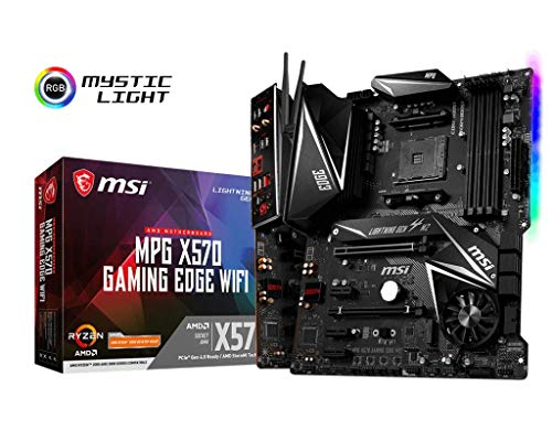 Top 10 MPG X570 Gaming Edge WIFI – Computer Motherboards
