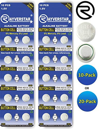 Top 7 L1154f Battery – Coin & Button Cell Batteries