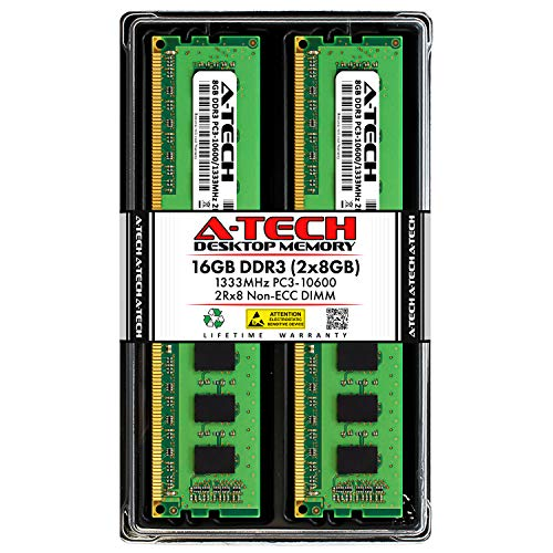 Top 10 Dual-channel 1333MHz DDR3 SDRAM – Computer Memory