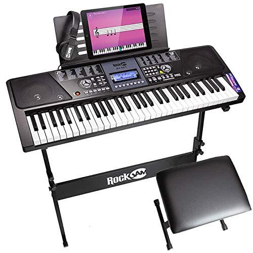 Top 9 Piano Keyboard 88 Keys – Electronics Features