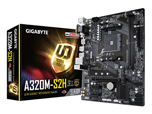 Top 10 GA-A320M-S2H – Computer Motherboards