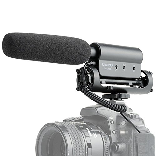 Top 10 DSLR Camera Microphone – Professional Video Microphones