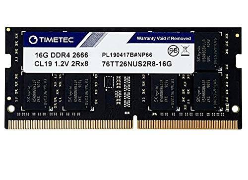Top 7 2Rx8 DDR4 SODIMM 2666MHz – Computer Memory