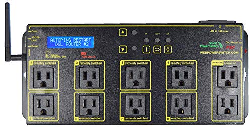 Top 10 Network Controlled Power Strip – Power Distribution Units