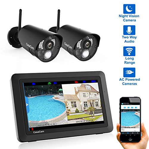 Top 10 Security Cameras with Monitor – Surveillance DVR Kits