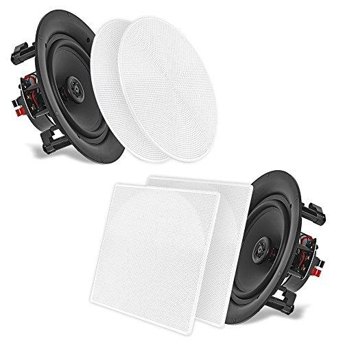 Top 10 Ceiling speakers 10 Inch – Ceiling & In-Wall Speakers