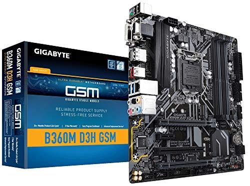 Top 10 B360M D3H – Computer Motherboards