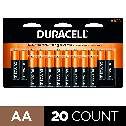 Top 10 Double A Batteries – AA Batteries