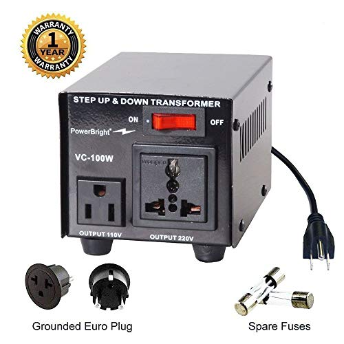 Top 9 Voltage Converter 110V to 220V – Power Converters