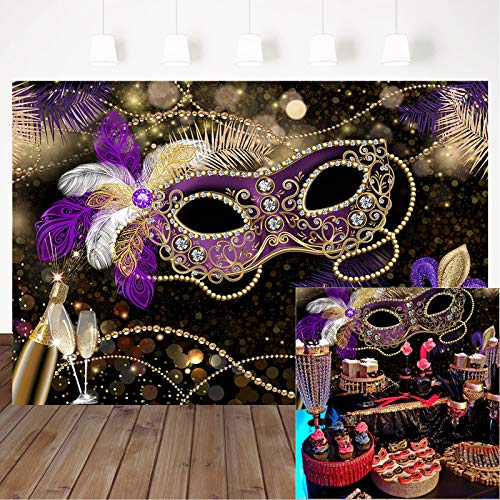 Top 10 Masquerade Photo Booth Props – Photographic Studio Photo Backgrounds