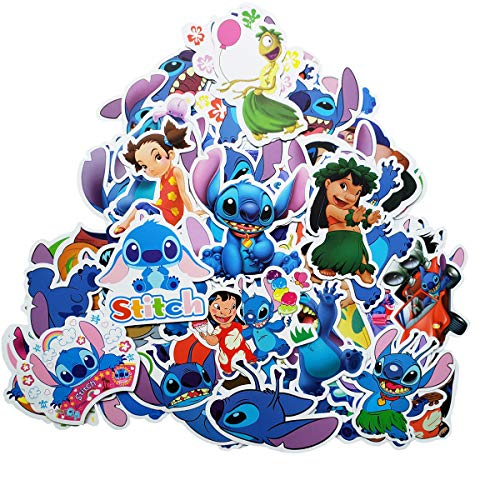 Top 10 Lilo and Stitch Stickers – Laptop Skins & Decals