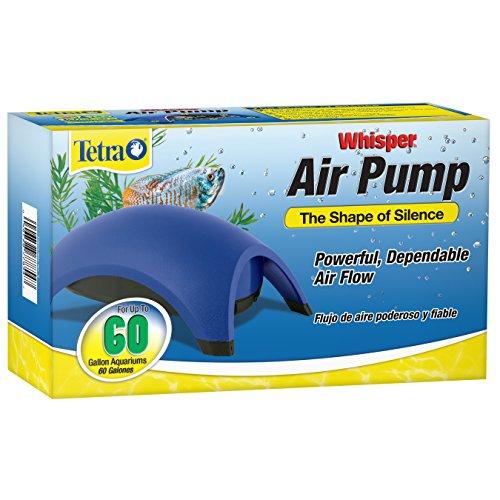 Tetra Whisper Easy to Use Air Pump for Aquariums Non-UL