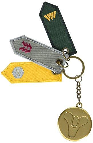 Destiny Guardian Keychain
