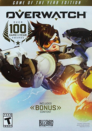 Overwatch – PC – Game of the Year Edition