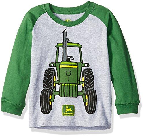 John Deere Boys' Toddler Big Tractor Tee