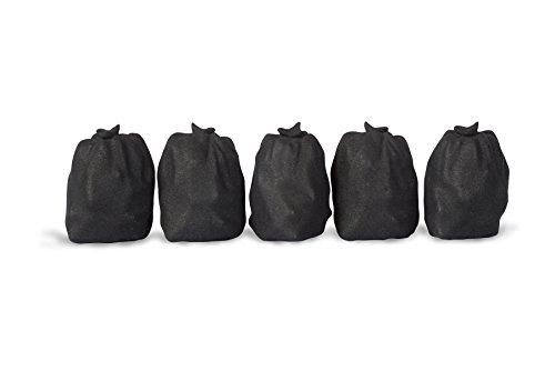 Toy Garbage Truck Bags Black