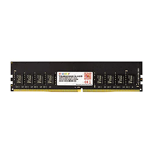 Top 10 1x8GB DDR4 2666MHz – Computer Memory