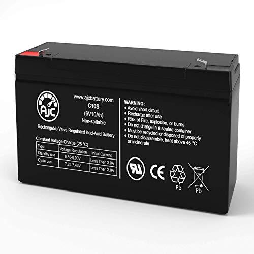 Top 10 WKA6-10F – 6V Batteries