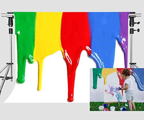 Top 10 Paint Splatter Backdrop – Photographic Studio Photo Backgrounds