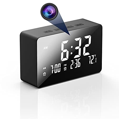 Top 10 Nanny Cam Clock – Hidden Cameras
