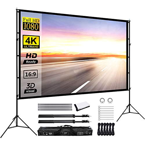 Top 10 Projectors for Outdoor Movies – Video Projection Screens