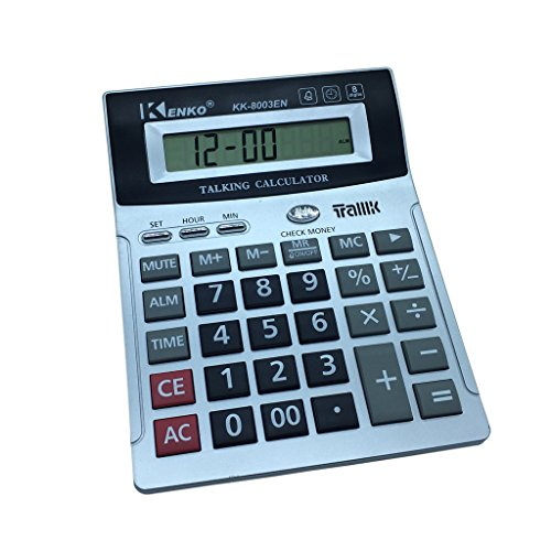 Top 7 Talking Calculator for The Blind – Basic Office Calculators
