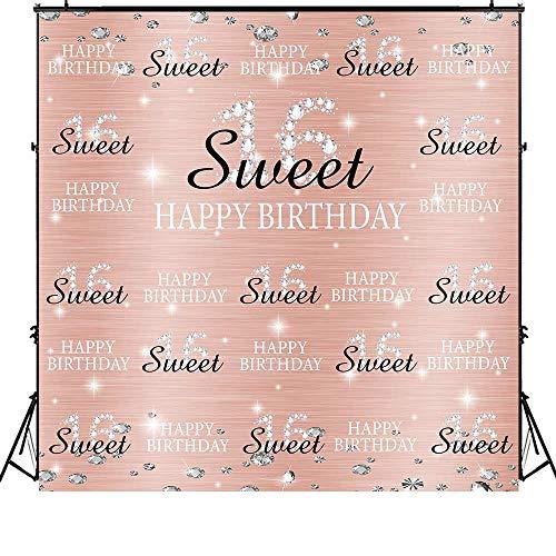 Top 10 Sweet Sixteen Backdrop – Photographic Studio Photo Backgrounds