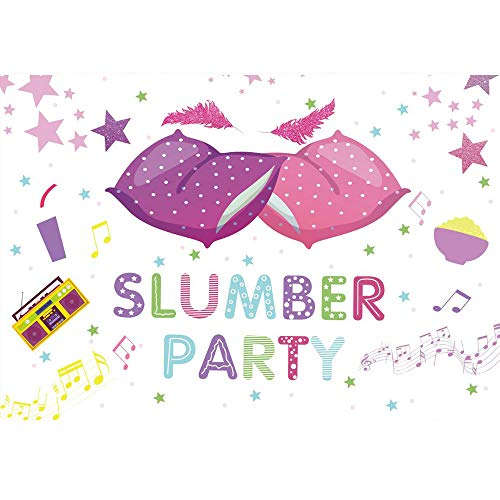 Top 10 Slumber Party Backdrop – Photographic Studio Photo Backgrounds