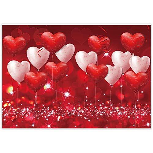 Top 10 Allenjoy Valentine's Day Backdrop – Photographic Studio Photo Backgrounds