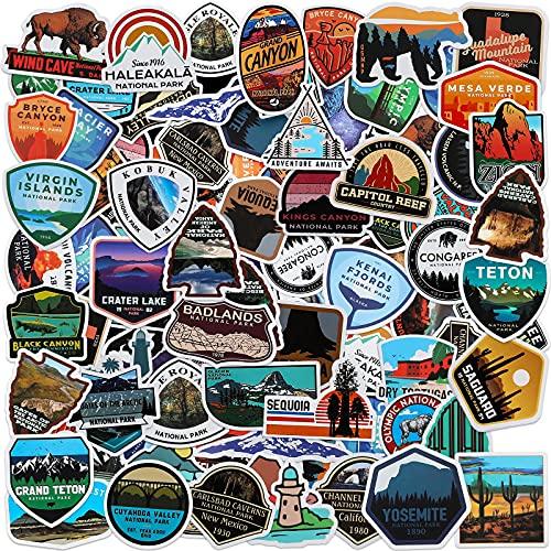 Top 7 National Park Laptop Stickers – Laptop Skins & Decals